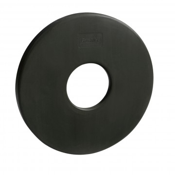 35 lb. Table Umbrella Base Ring Black