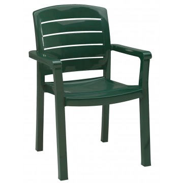 Acadia Classic Dining Armchair Amazon Green