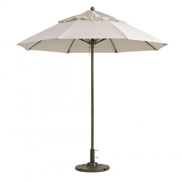 Windmaster 9ft Fiberglass Umbrella Canvas