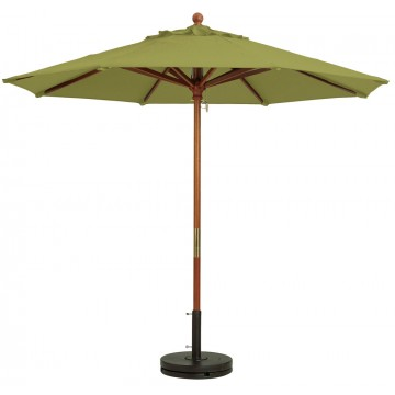 "9ft Market Umbrella w/ 1 1/2"" Pole Pesto"