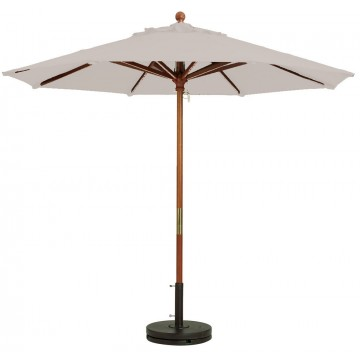 7' Market Umbrella Sand