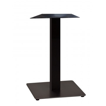 "Beta Base 18""x18"" Black Column/Black Base"
