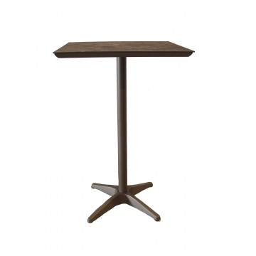 Sunset Bar Height Table Lava/Fusion Bronze