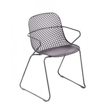 Ramatuelle '73 Armchair Gris Pavement