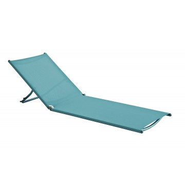 Jamaica Beach Replacement Sling Sky Blue/Silver Gray