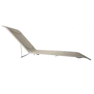 Sunset Chaise Replacement Sling Beige