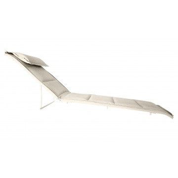 Sunset Comfort Chaise Replacement Sling Beige