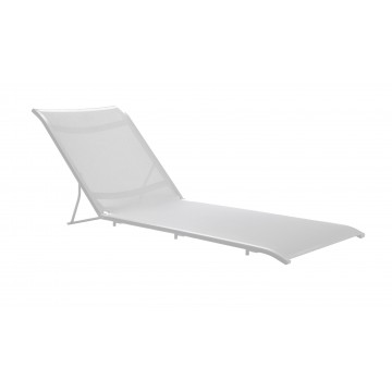Sunset Chaise Replacement Sling White