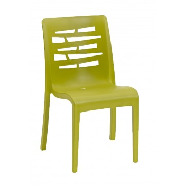 Essenza Stacking Chair Fern Green