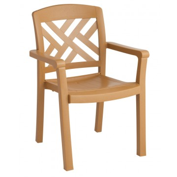 Sanibel Classic Armchair Teakwood