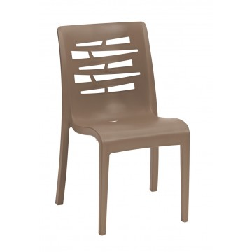 Essenza Stacking Chair Taupe