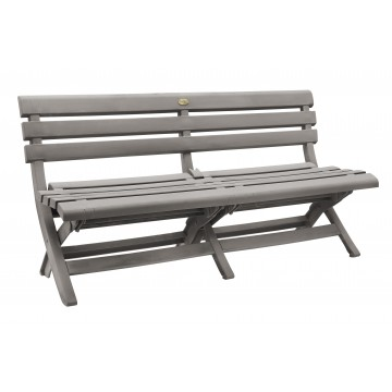 resin bench for outdoor seating