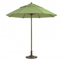Windmaster 9ft Fiberglass Umbrella Pistachio