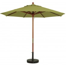 7' Market Umbrella Pesto