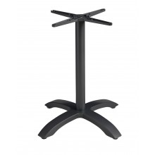 Eco-Fix Bar Height Base Black