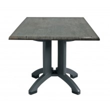 "Atlanta 32"" Square Table Granite"
