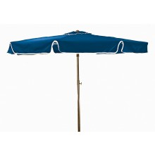 Beach Umbrella 6.5ft Pacific Blue