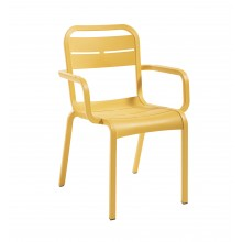 Cannes Armchair Yellow
