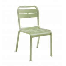 Cannes Sidechair Sage Green