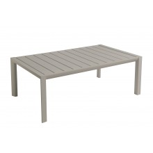 Sunset Cocktail Table Platinum Gray