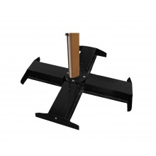 Cross Base Black (for Cantilever)