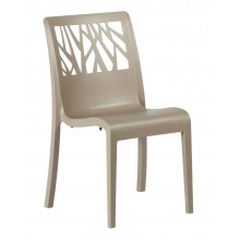 Vegetal Sidechair French Taupe