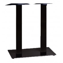 "Gamma Base Bar Height Lateral 16""x28"" Black"