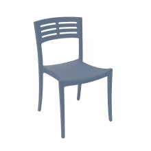 Vogue Sidechair Denim Blue