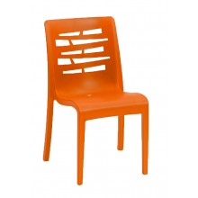 Essenza Stacking Chair Orange