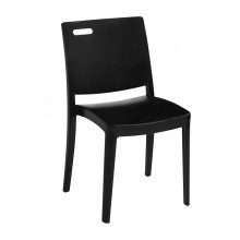 Metro Chair Black
