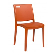 Metro Chair Orange