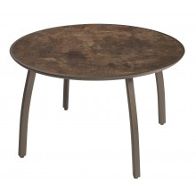 "48"" Round Sunset Table Fusion Bronze"