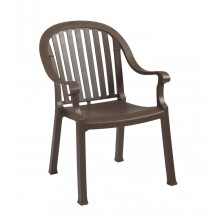 Colombo Dining Armchair Bronze