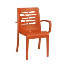 Essenza Stacking Armchair Orange