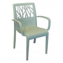 Vegetal Armchair Sage Green