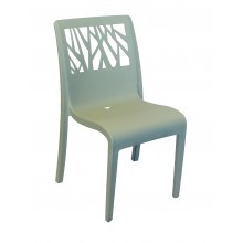 Vegetal Sidechair Sage Green