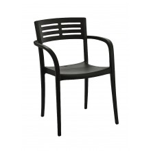 Vogue Armchair Black