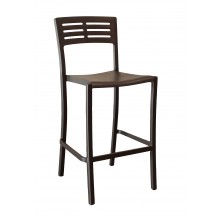 Vogue Barstool Black