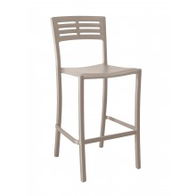 Vogue Barstool French Taupe