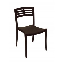 Vogue Sidechair Black