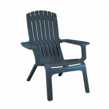 Westport Adirondack Chair Barn Blue
