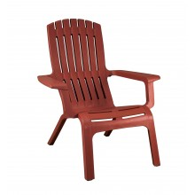 Westport Adirondack Chair Barn Red