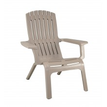 Westport Adirondack Chair French Taupe