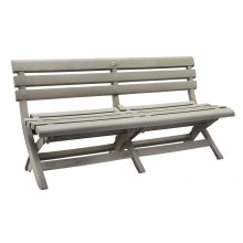 Westport Bench French Taupe