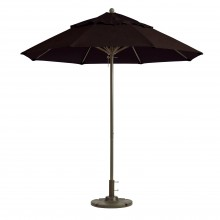 Windmaster 9ft Umbrella Black
