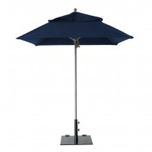 Windmaster 6.5ft Square Umbrella Navy