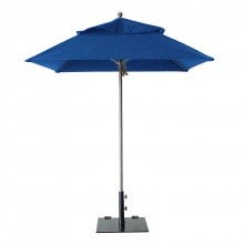 Windmaster 6.5ft Square Umbrella Pacific Blue