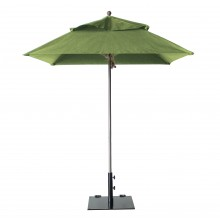 Windmaster 6.5ft Square Umbrella Pistachio