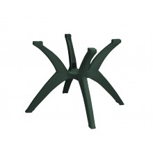 Y-Leg Pedestal Base Amazon Green